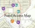 Food Access Map